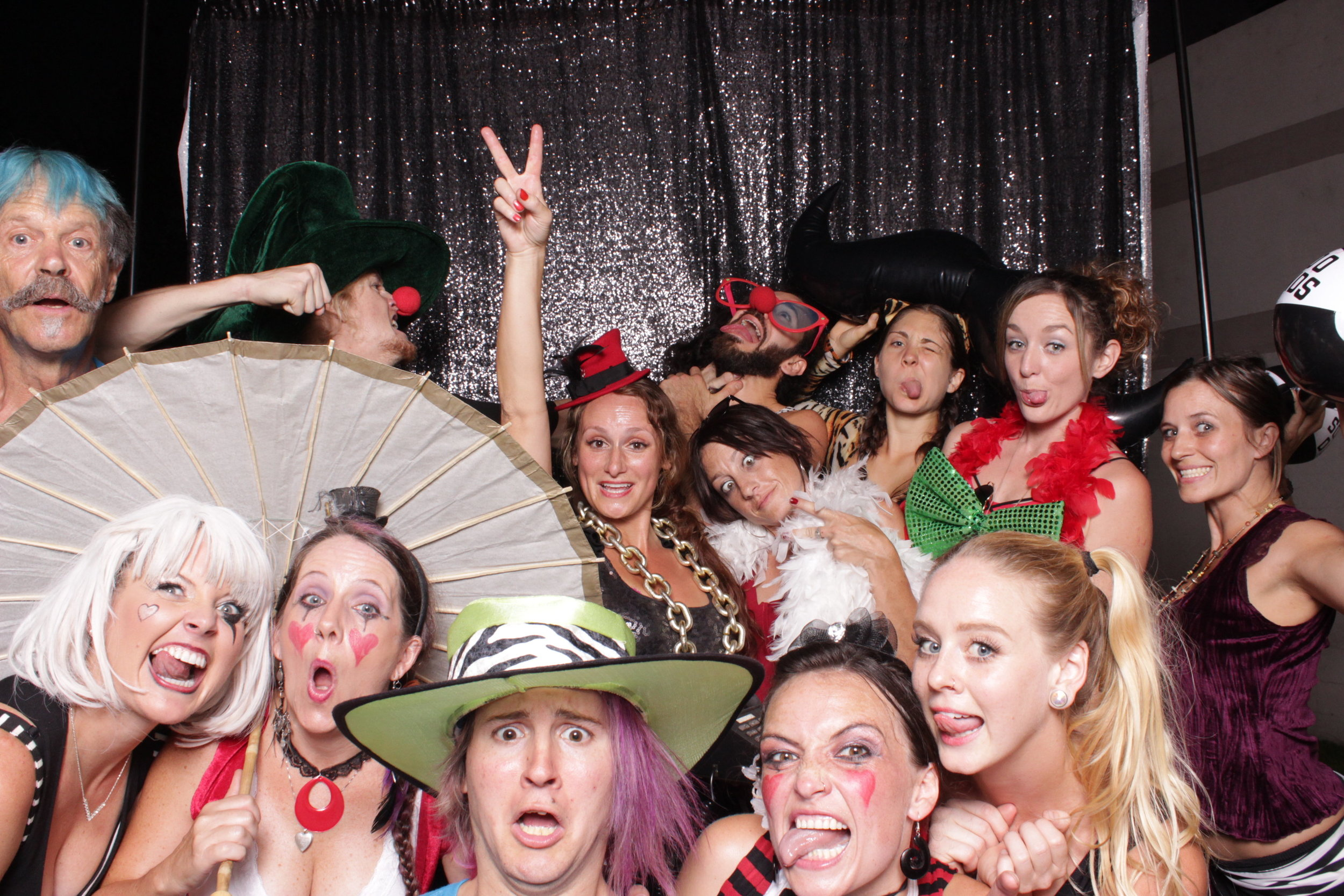 build-corporate-party-photo-booth-rental-group-shot