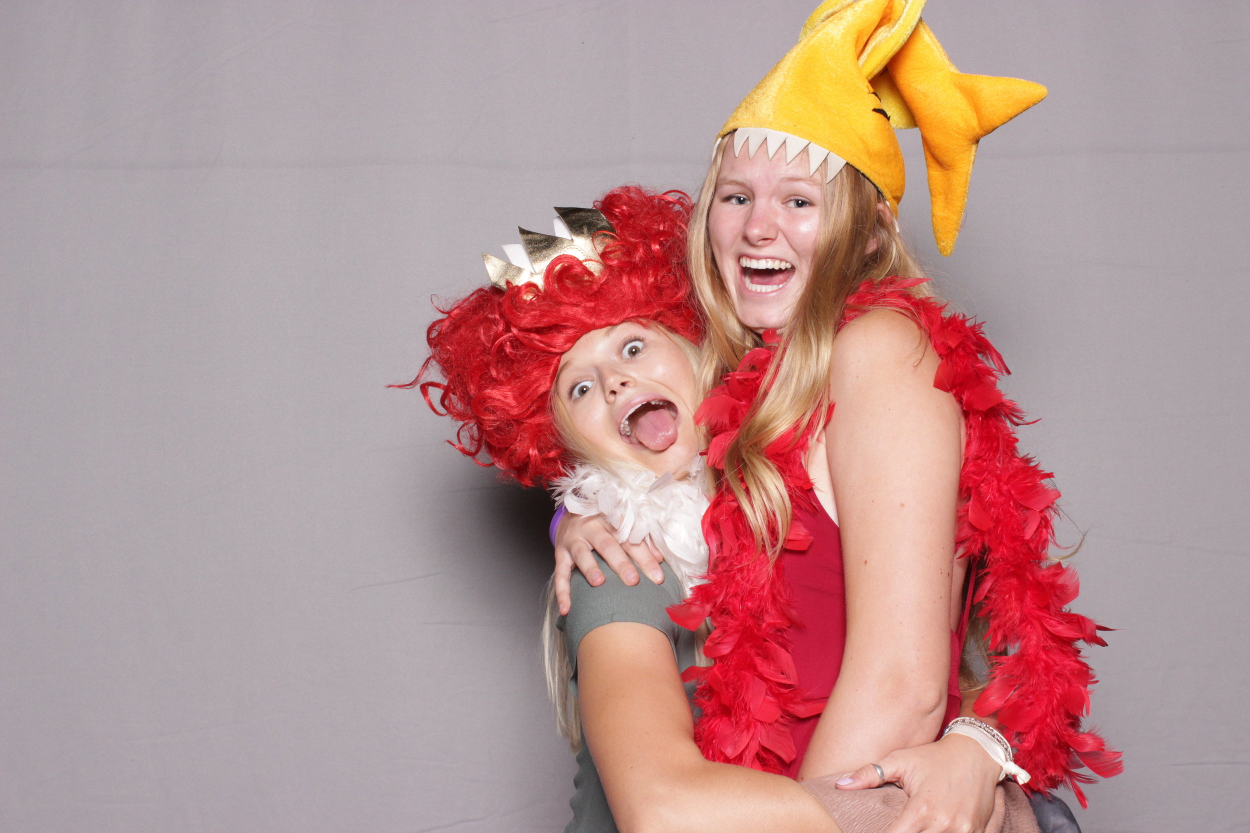 photo-booth-rental-chico-california-shark-hat
