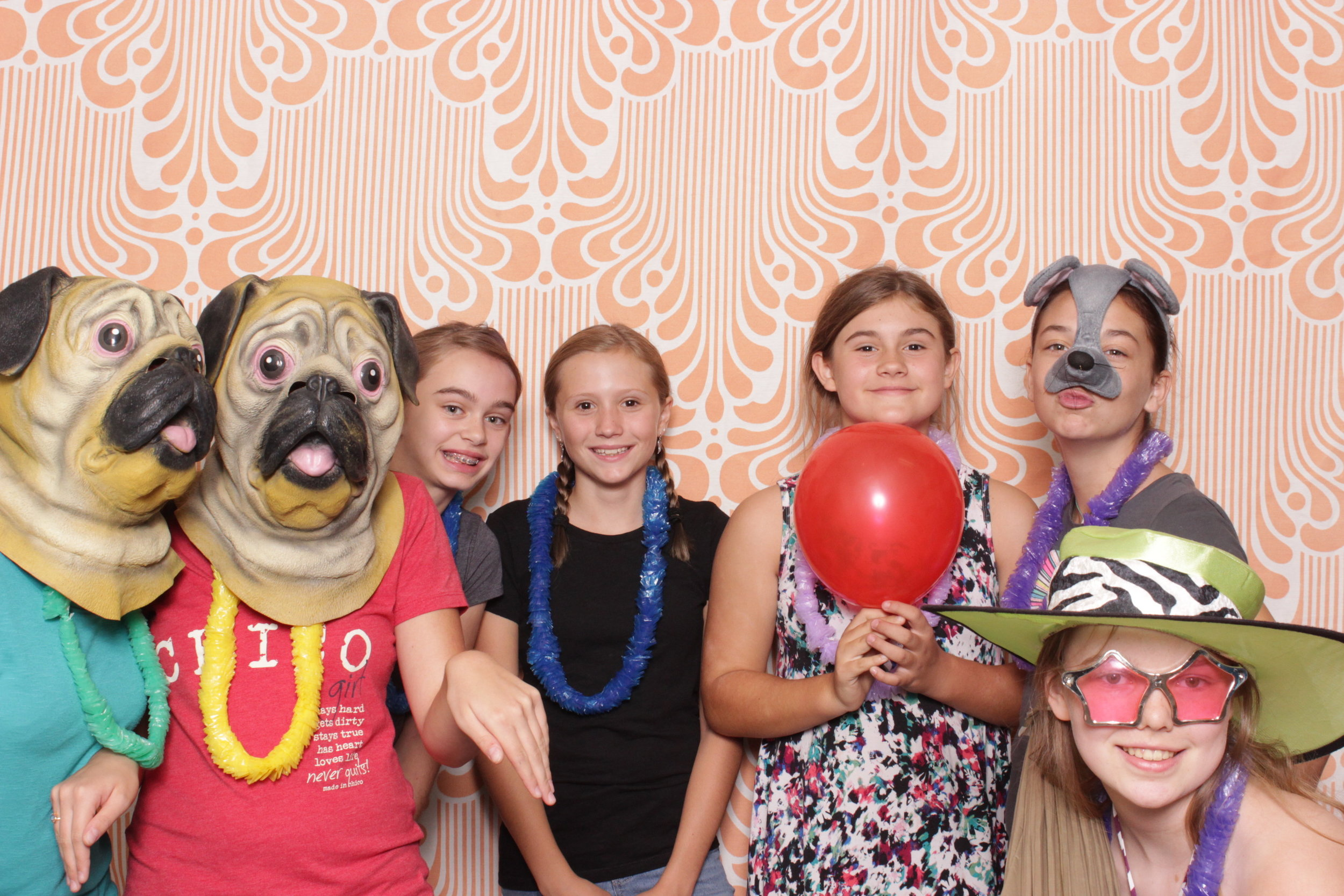 Infinite-hawaiian-luau-party-photo-booth-rental-chico-twin-pugs