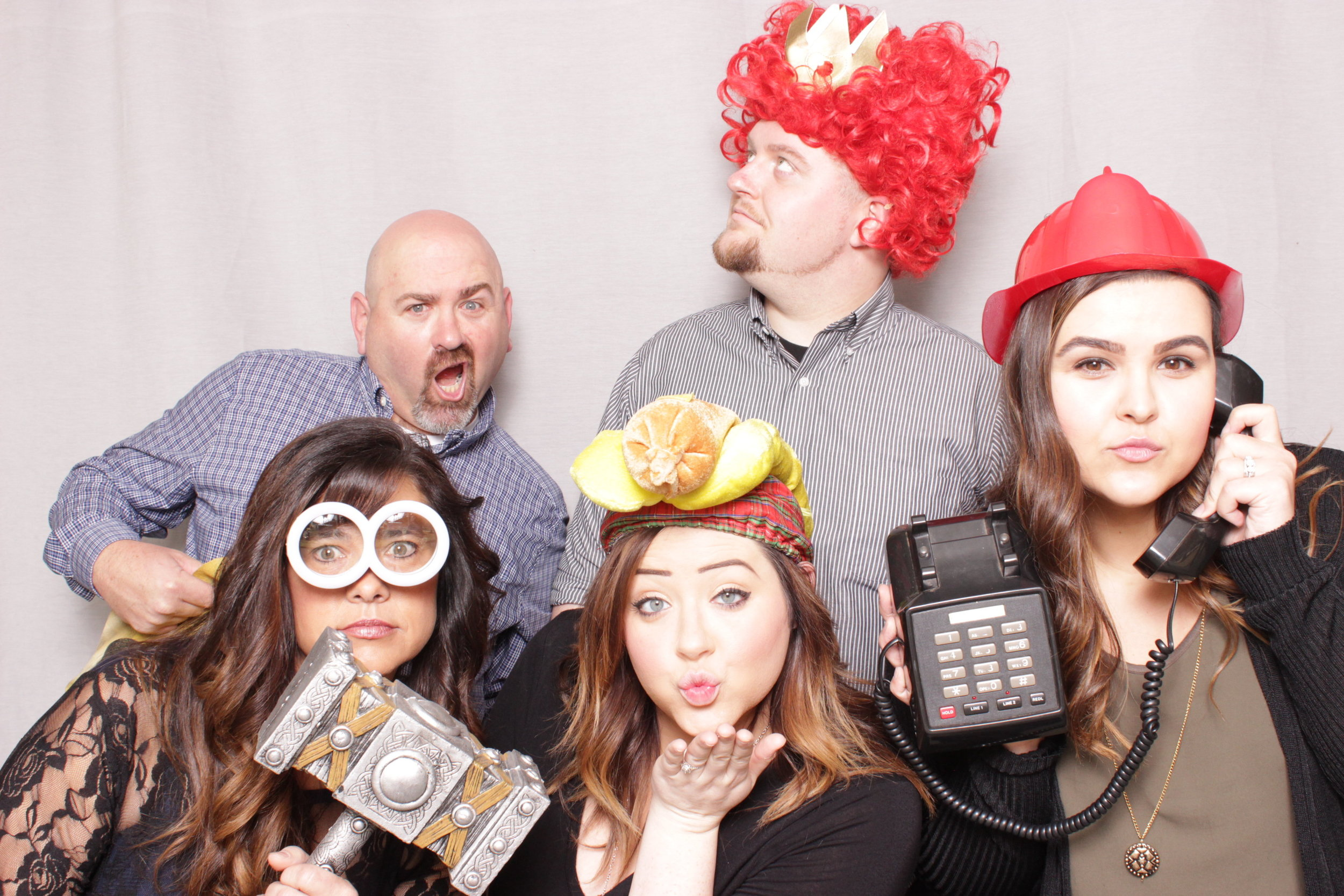 Chico-photo-booth-rental-hats-included