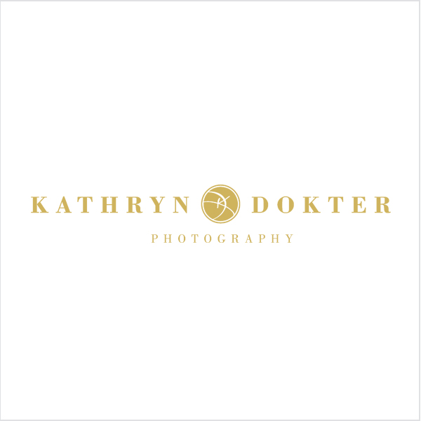 kathryn dokter photography logo design graphic
