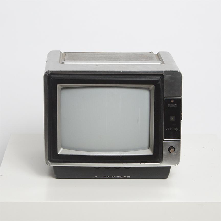 Vintage Portable TV (70's)