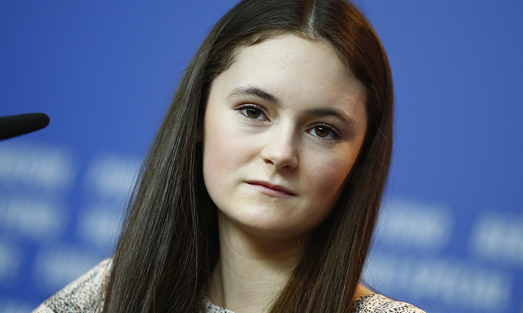 Die nun 17-jährige Lea van Acken spielt Anne Frank © diepresse.com