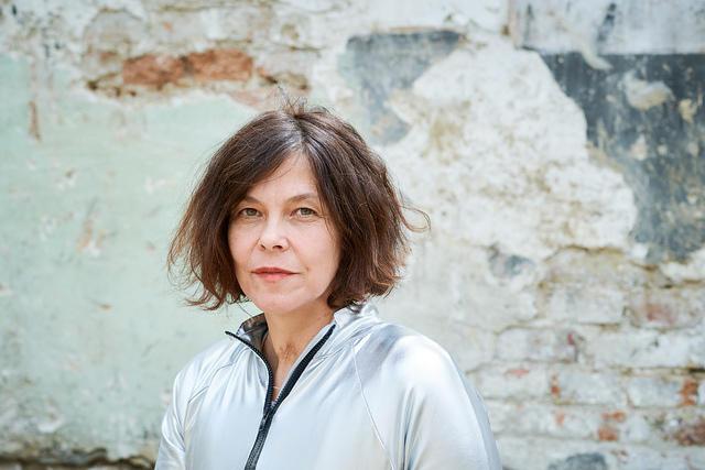 Claudia Bosse  © Eva Würdinger