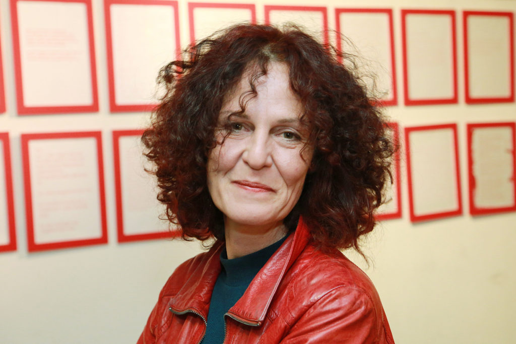 Veronika Steinböck © APA