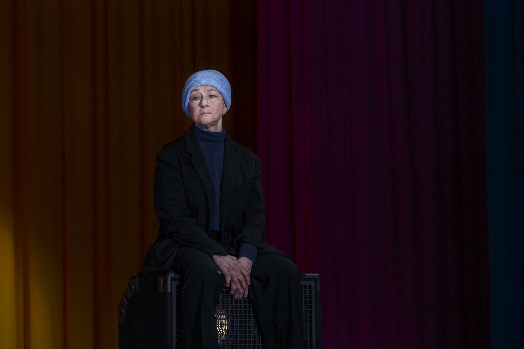 Gertraud Jesserer © Elisabeth Gruber/Burgtheater