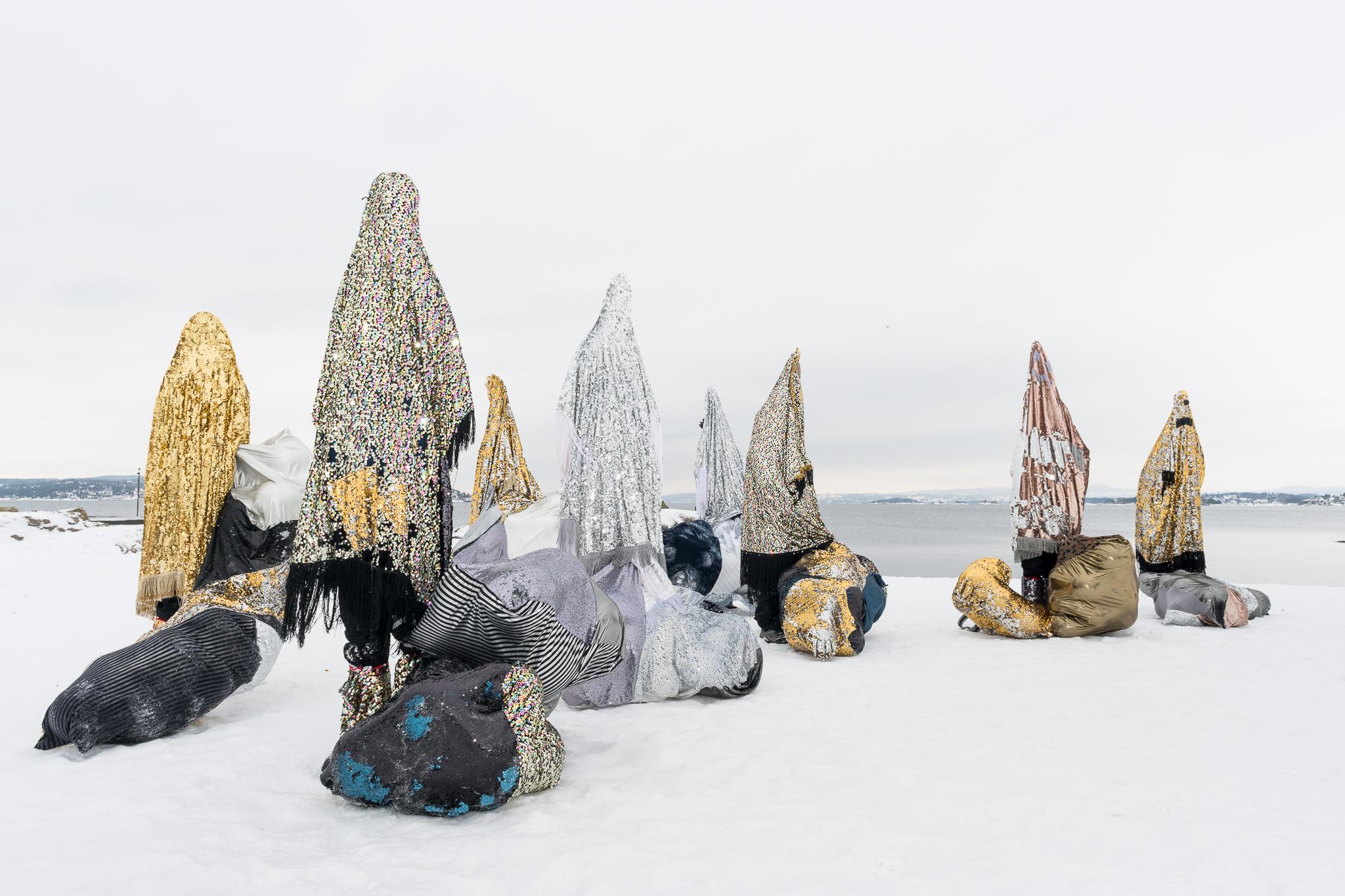 """Diorama"" in Oslo © Istvan Virag"