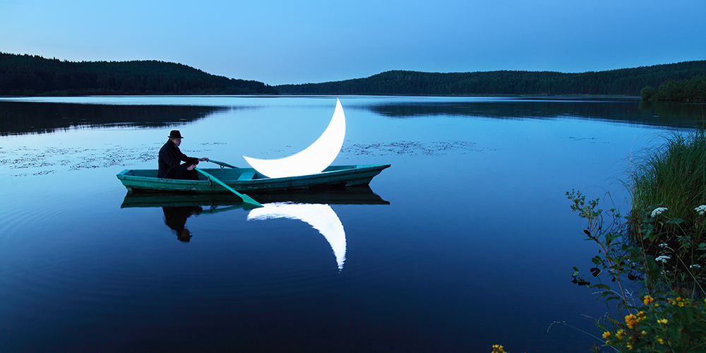 "© Leonid Tishkov, ""Private Moon in the Urans"""