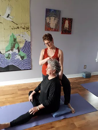 Yoga Therapy Ottawa Yoga Therapies With Jo Ann D Alfonso