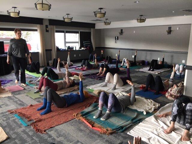 Yoga Classes Ottawa Yoga Therapies With Jo Ann D Alfonso