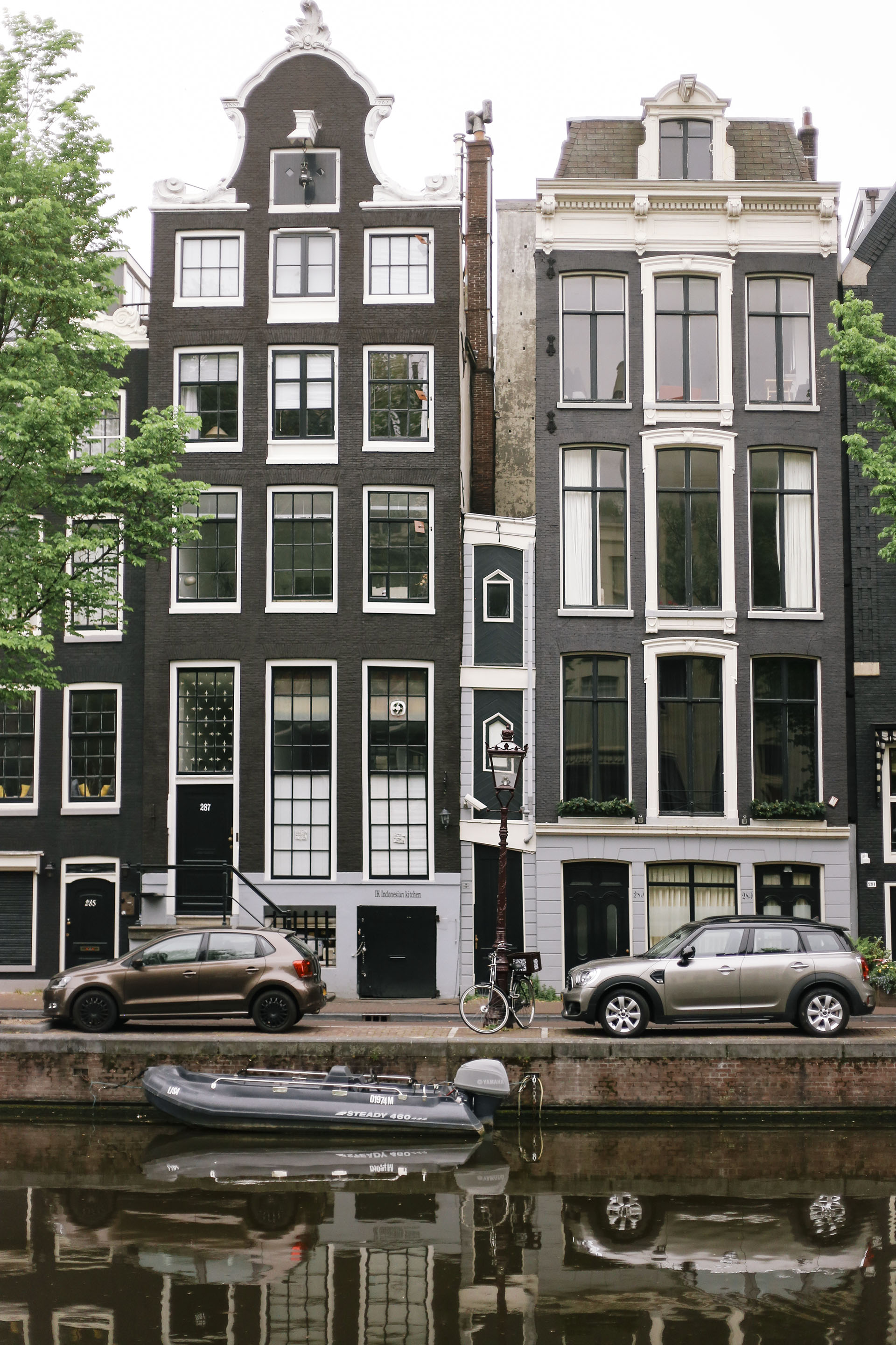 Amsterdam's smallest house