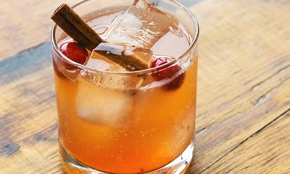 tropical rum punch