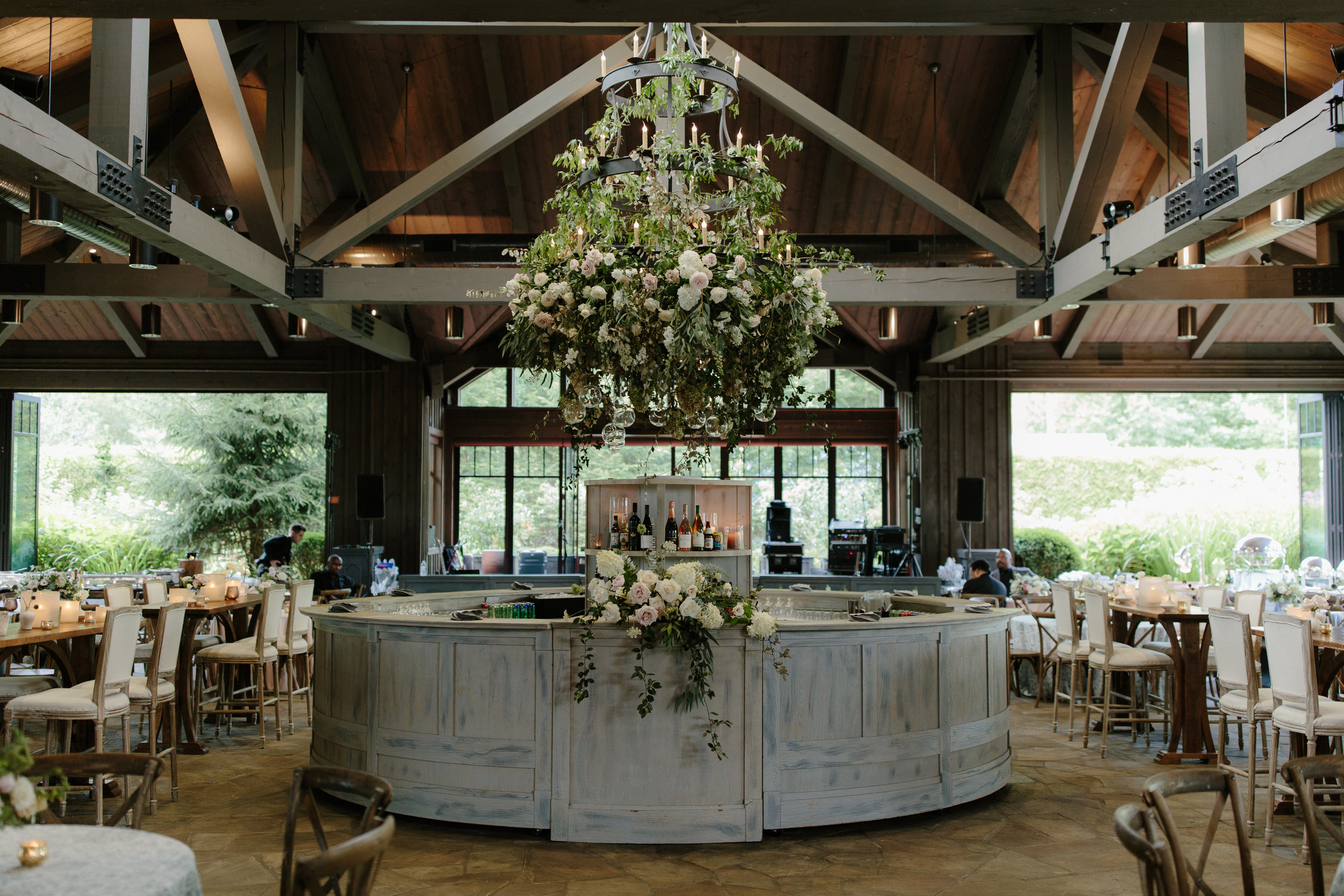 North Carolina Wedding Florist, Highlands North Carolina Florist, Highlands Wedding Florist, The Farm at Old Edwards Inn, NC Wedding Florist, Southern Wedding Florist, Asheville Wedding Florist, Luxury Wedding Florist, Luxury Wedding Flowers, Wedding Flowers, Reception Wedding Flowers, Wedding Flower Ideas, Wedding Flower installation, Wedding Flower Chandelier, Floral Chandelier, Luxury Wedding Ideas, Wedding Reception Ideas, Floral Centerpieces, Blush and White Wedding Flowers