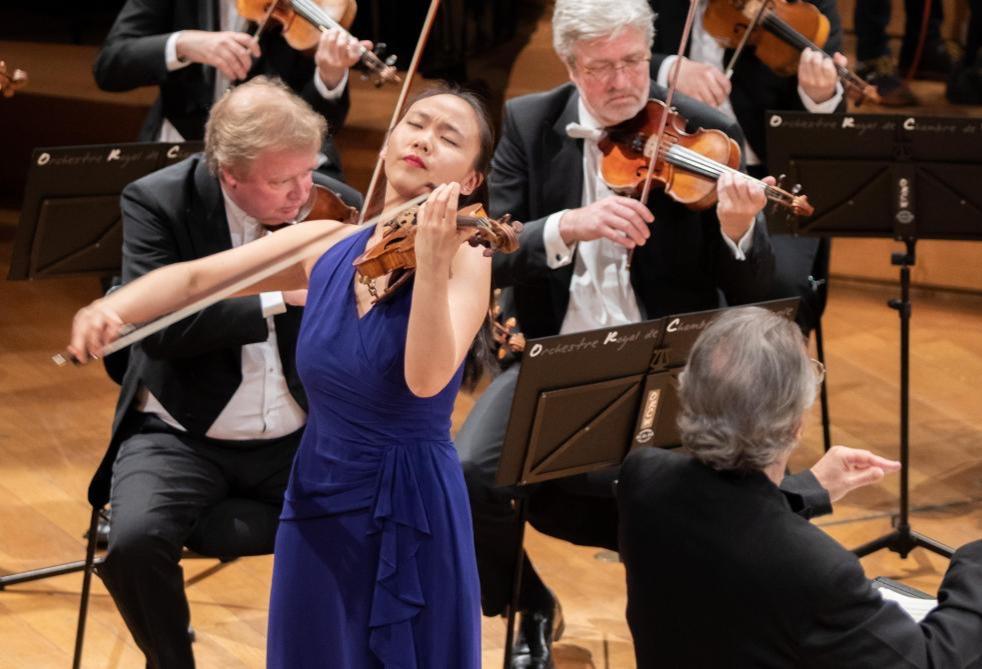 Stella Chen - D.R.