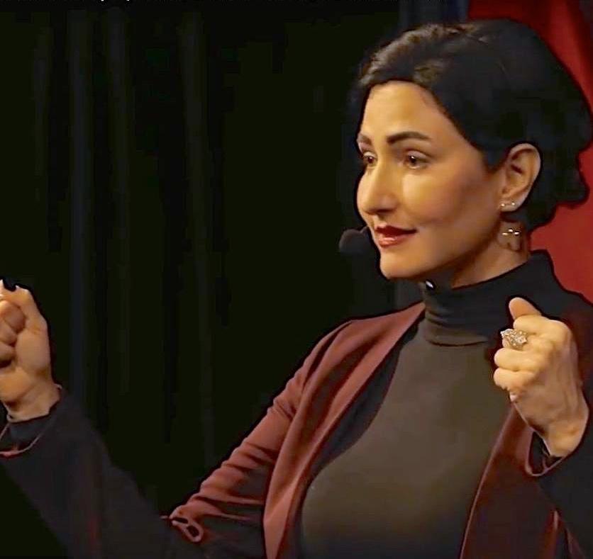 TEDx - Women, Power, and Revolutionizing Speech