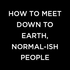 meet people in LA