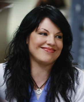 Dr. Callie Torres from Grey's Anatomy