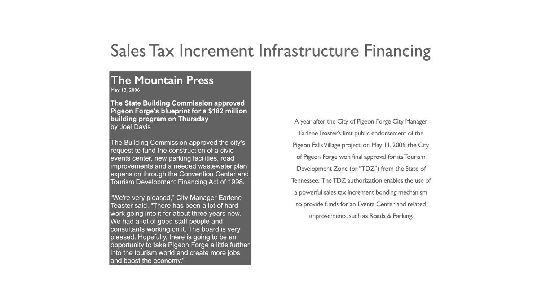 6. Pigeon Falls Sales Tax Increment Strategic Leisure.png