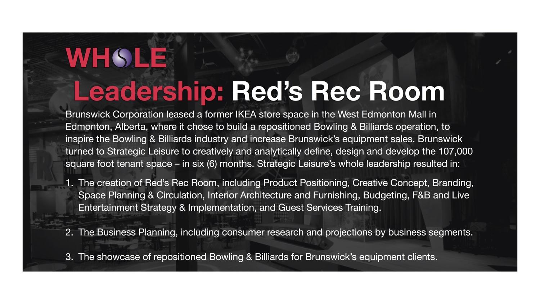 2. Red's Rec Room Whole Leadership Strategic Leisrue.jpg