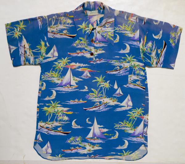 History — The Aloha Shirt