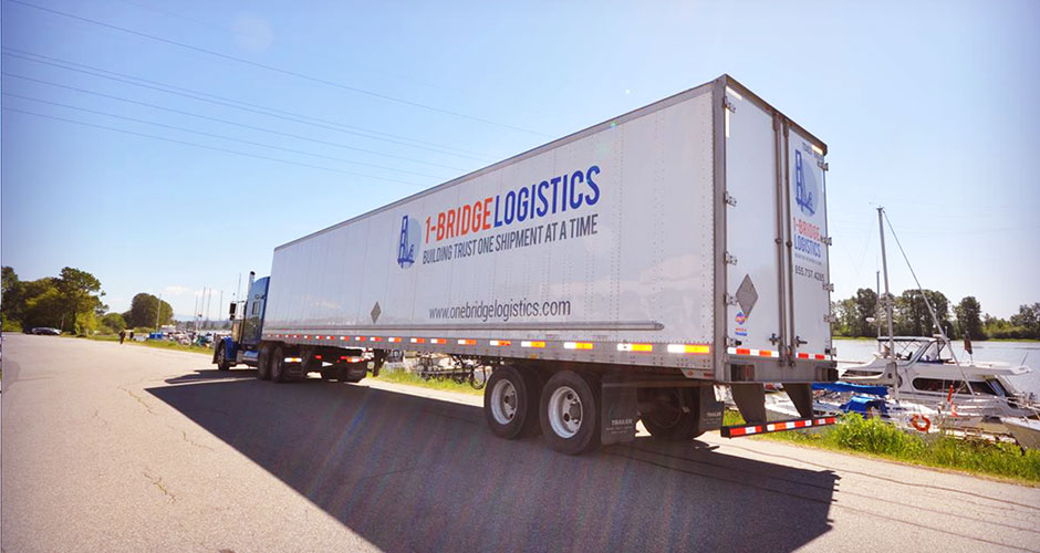 One Bridge Freight Broker help your Logistics in North America
