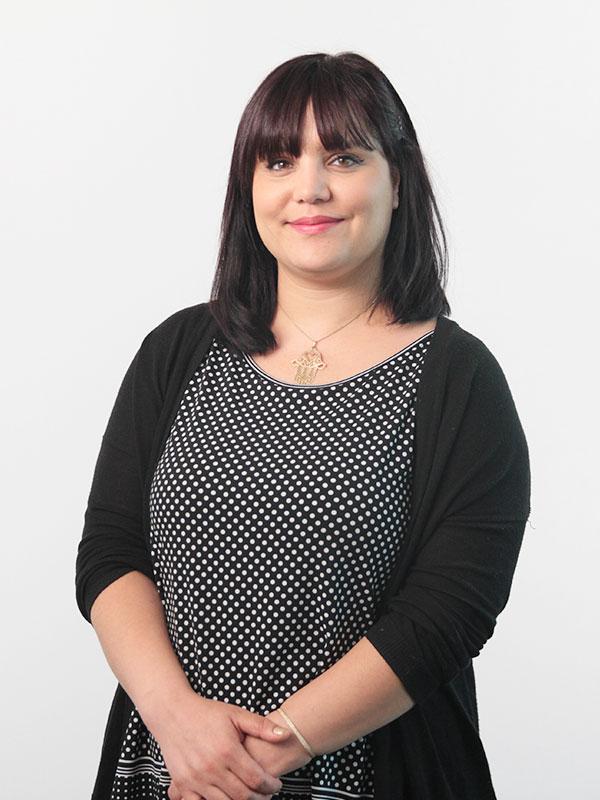 Loubna Amarir  – Capacity Manager