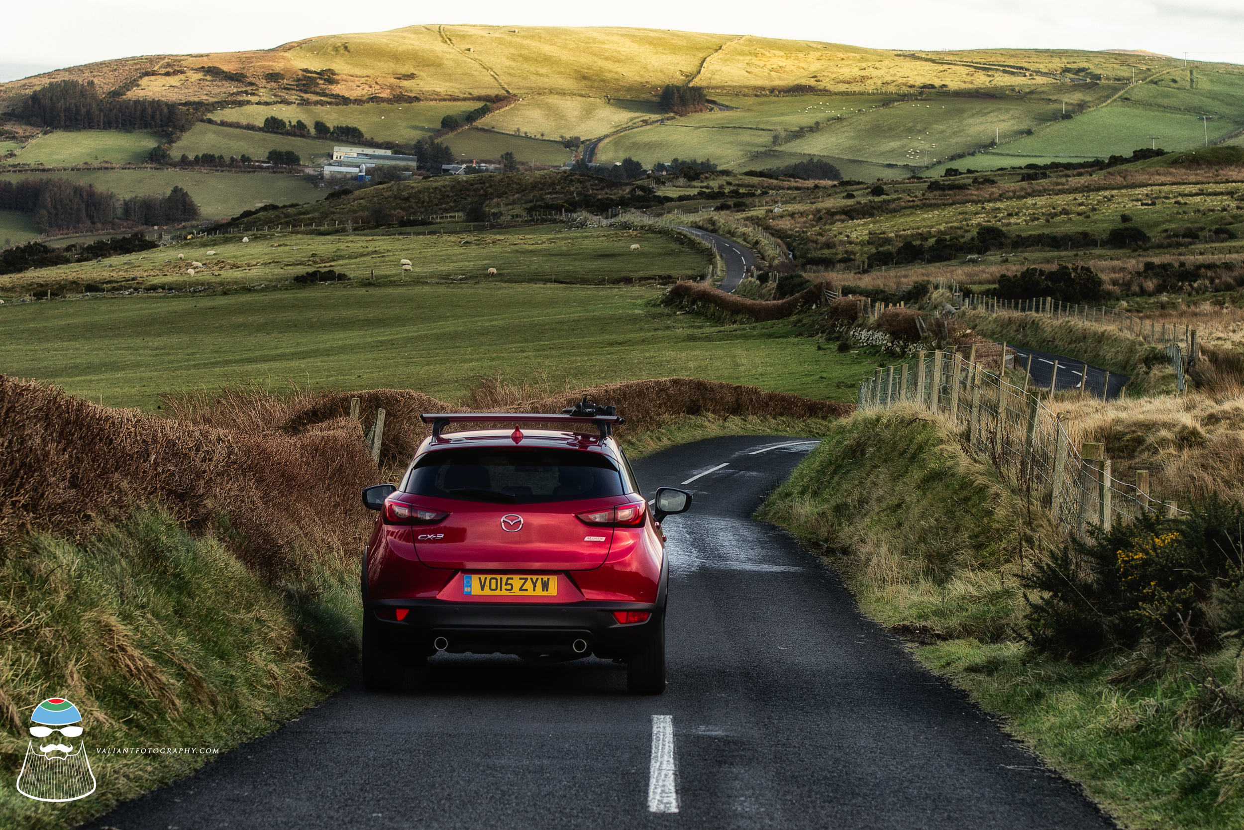 The Road to Torr Head