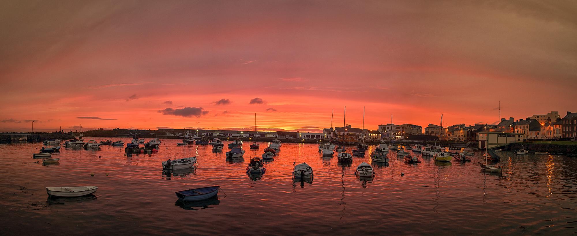 20120723-Portrush harbour-sunset.jpg