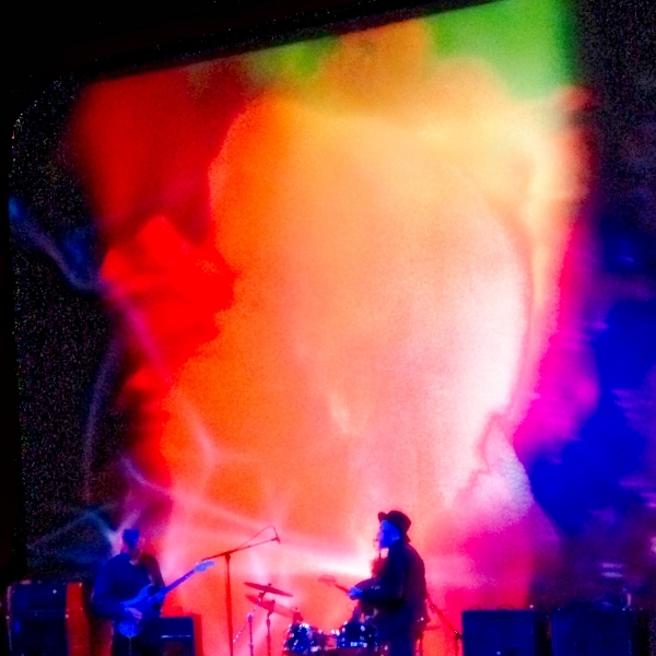 Color evokes deep, meaningful emotions. A light show erupting to the masterful improvisations of legendary New York band Television when they appeared with the equally legendary Joshua Light show of San Francisco's 'summer of love'fame.