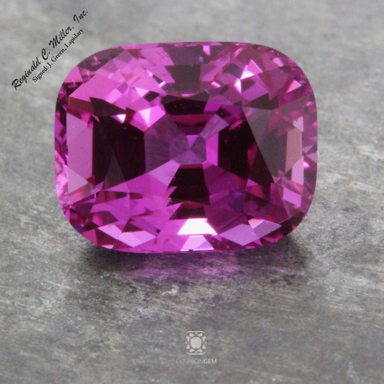 5.05 Cushion Un-heated Pink Sapphire RCM - 3.jpg