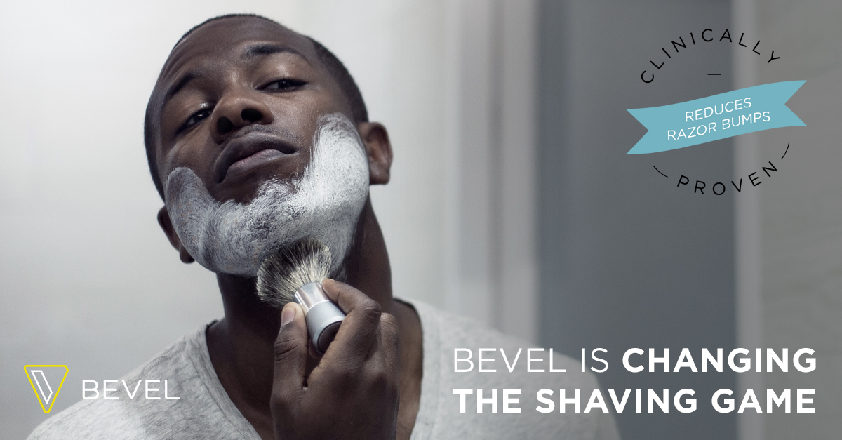 Bevel Shaving Products - Online Ads