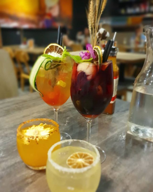 Sangria Fridays! Kick back, relax and knock back a couple of our amazing sangrias. Every Friday every sangria is only $8 now that's a bargain you cannot refuse!