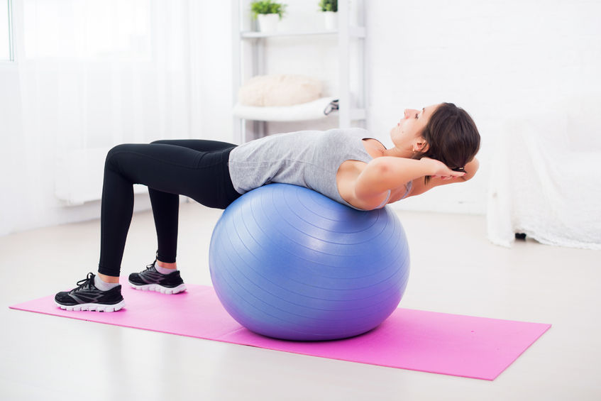5 Minute Abs   Lean and Green Body Blog