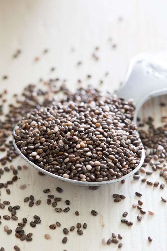 Chia Seeds - Vegan Protein Options | Lean and green Body Blog