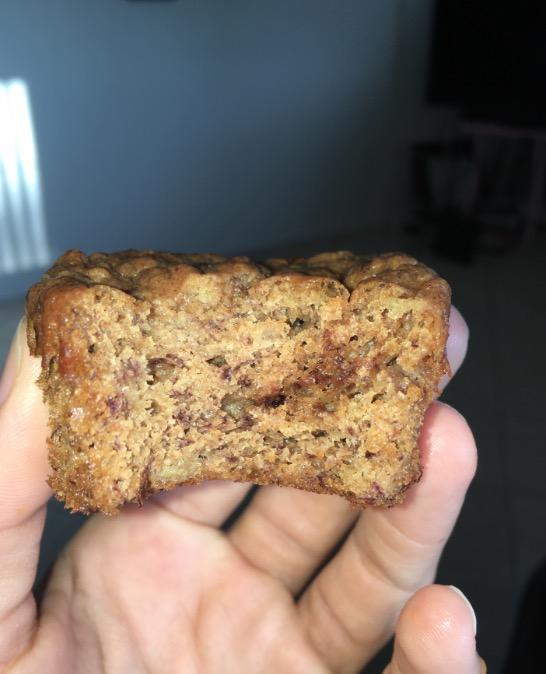 Chocolate Chip Banana Muffin Recipe | Lean and Green Body Blog