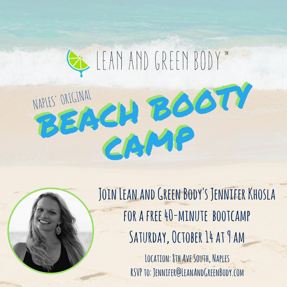 Beach Booty Camp [Free Community Event]
