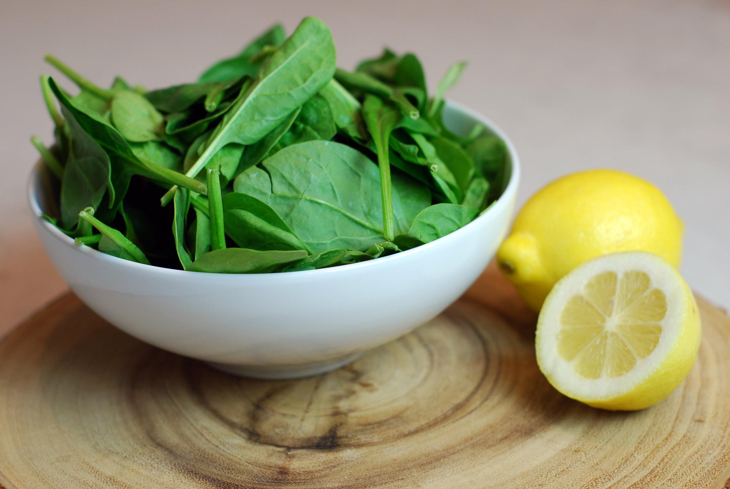 Beautiful Skin Salad | Lean and Green Body Blog