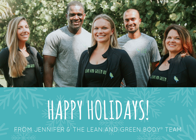 Merry Christmas | Lean and Green Body Blog
