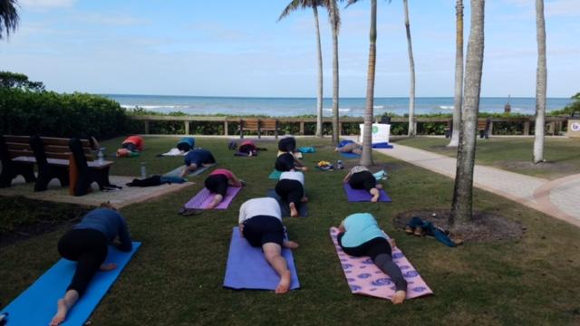 Yoga On 8th Recap!