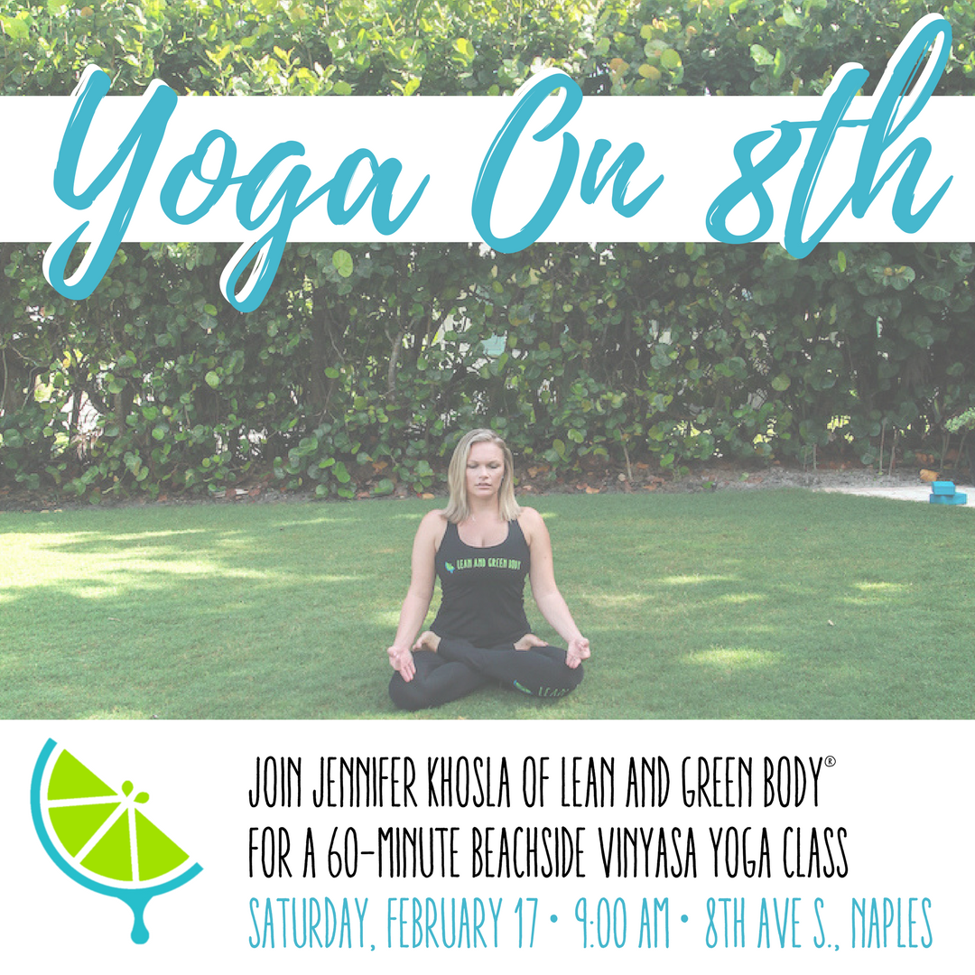 Yoga On 8th [FREE COMMUNITY EVENT]