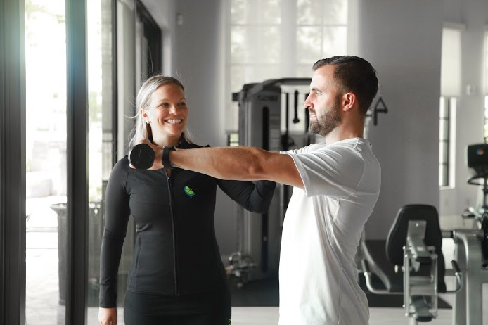 30-Minute Upper Body Workout | Lean and Green Body® Blog