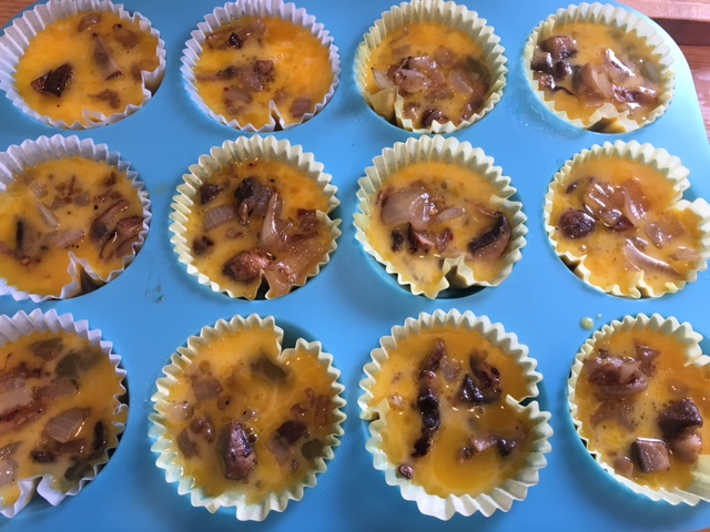 Egg Muffin Recipe   Lean and Green Body® Blog