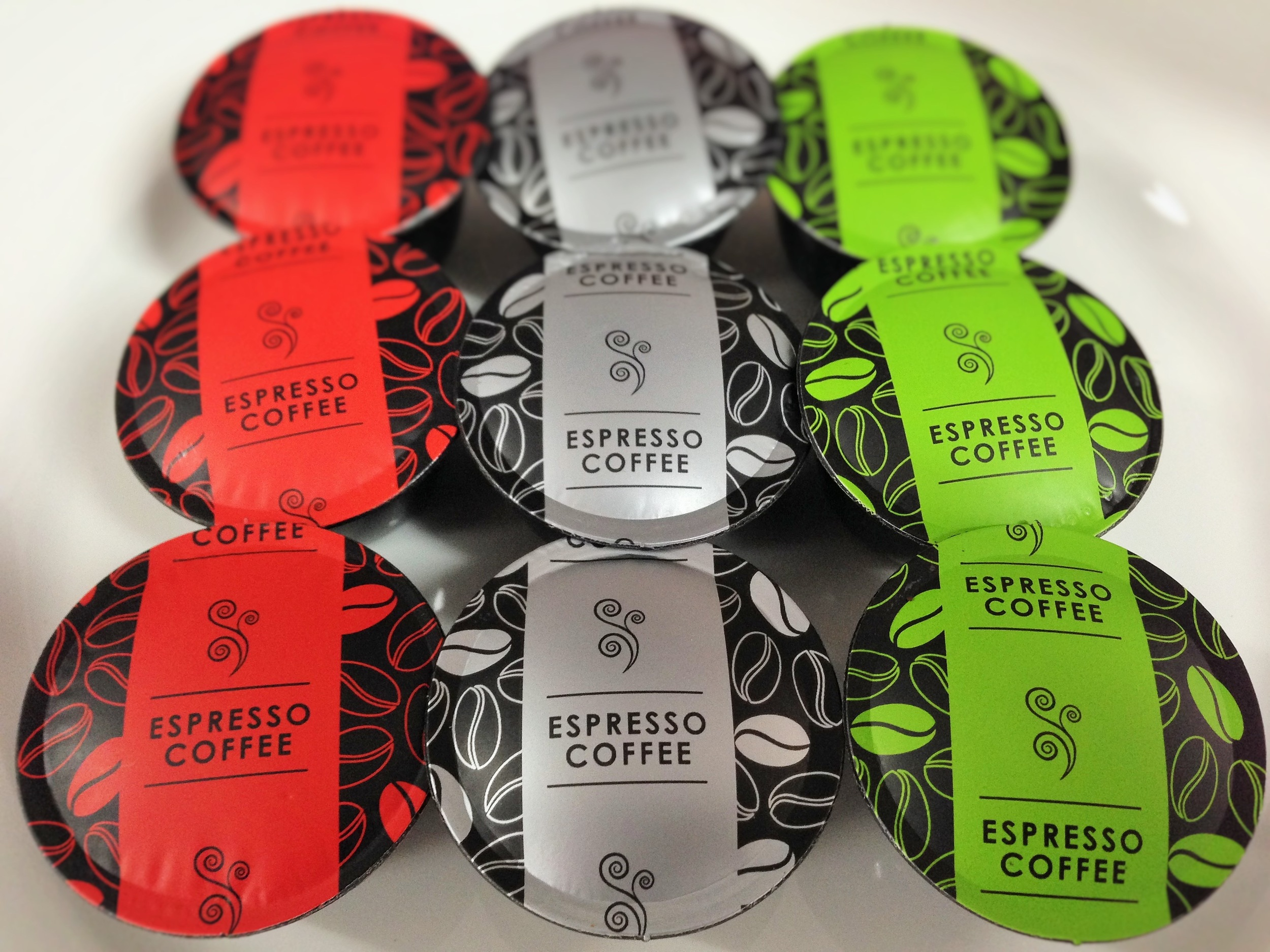 South Ground - We offer our Premium Estate, Cafe Espresso and PNG Organic coffee in Lavazza Blue compatible Coffee Capsules