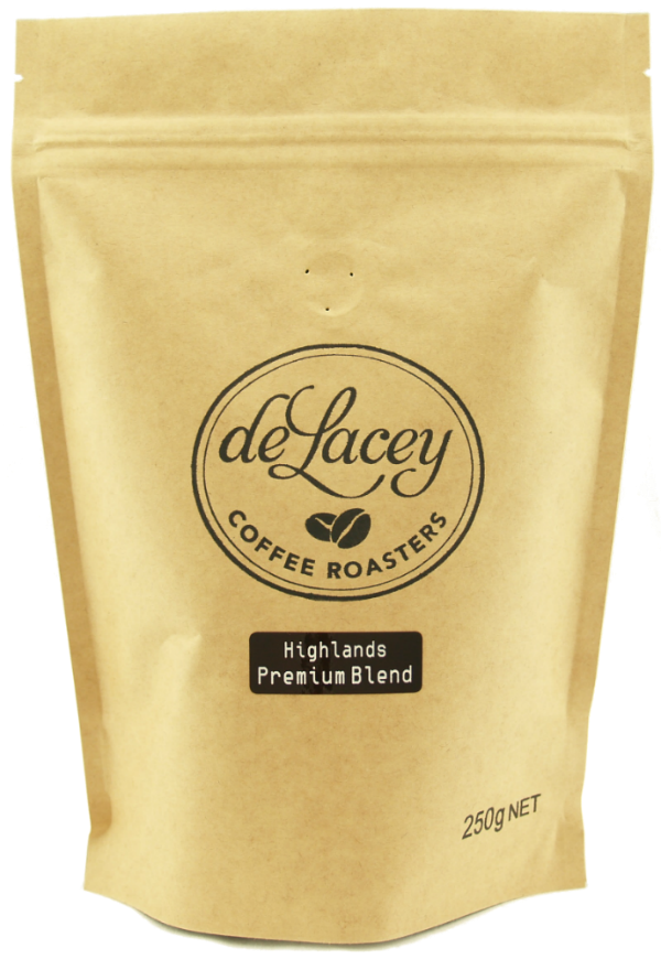 Cafe de Lacey Coffee 250g