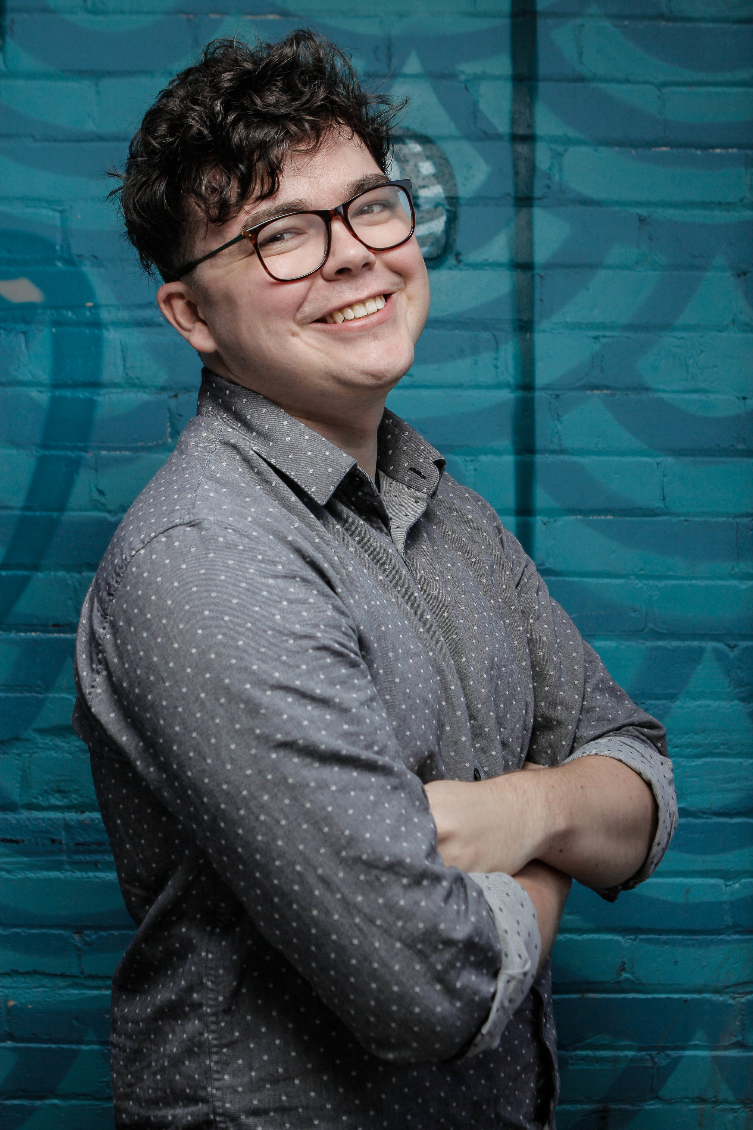 BRAEDEN ETIENNE  Marketing Manager and Live Comedy Coordinator
