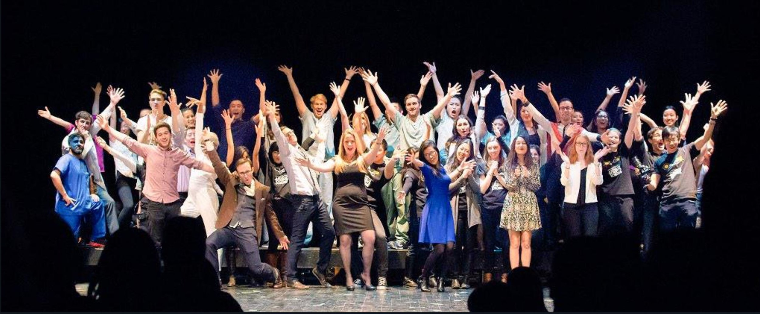 The U of T Musical Production circa 2015