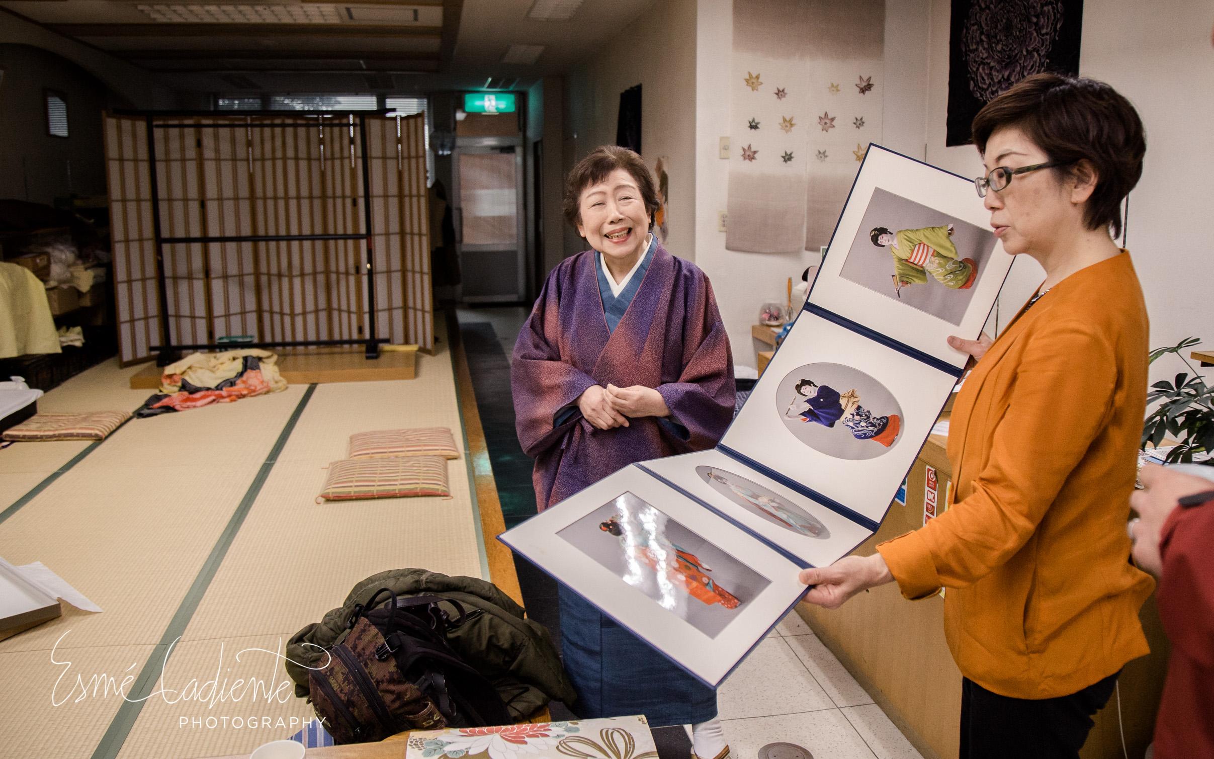 geisha takeda