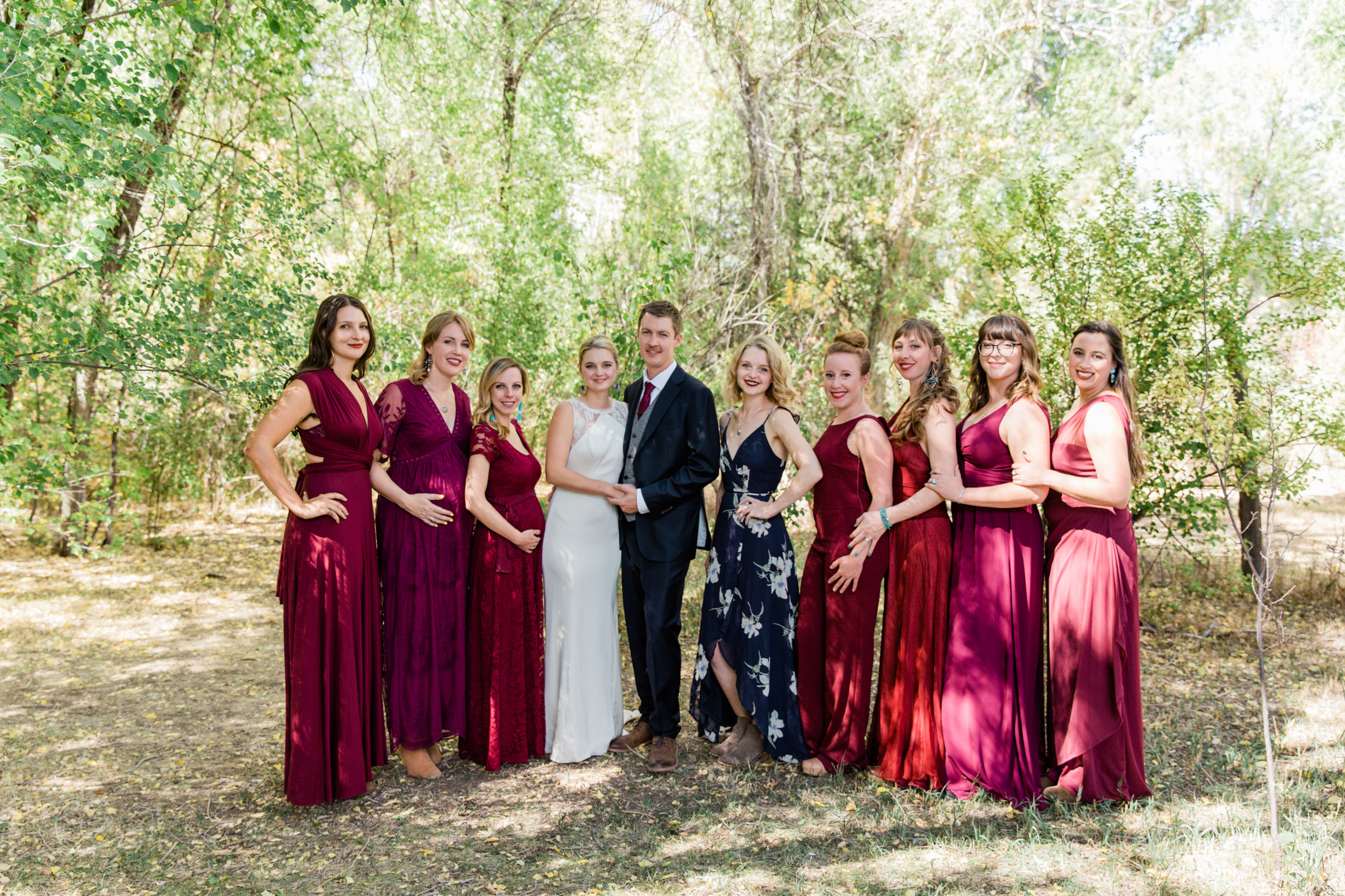 New Mexico wedding photography