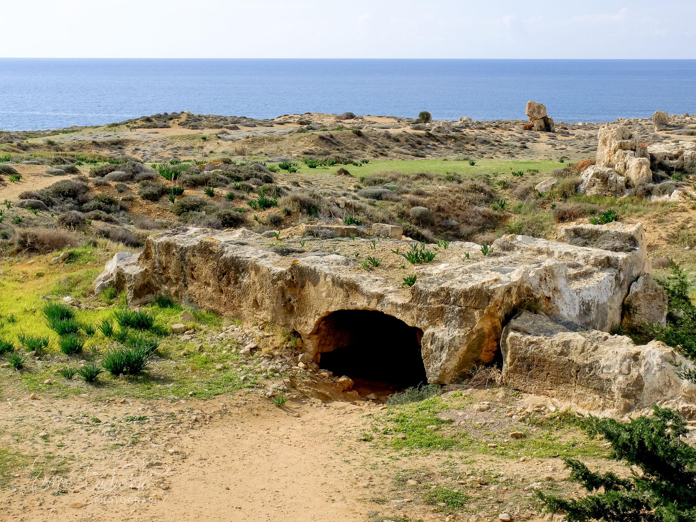 Paphos Archaeological Park.