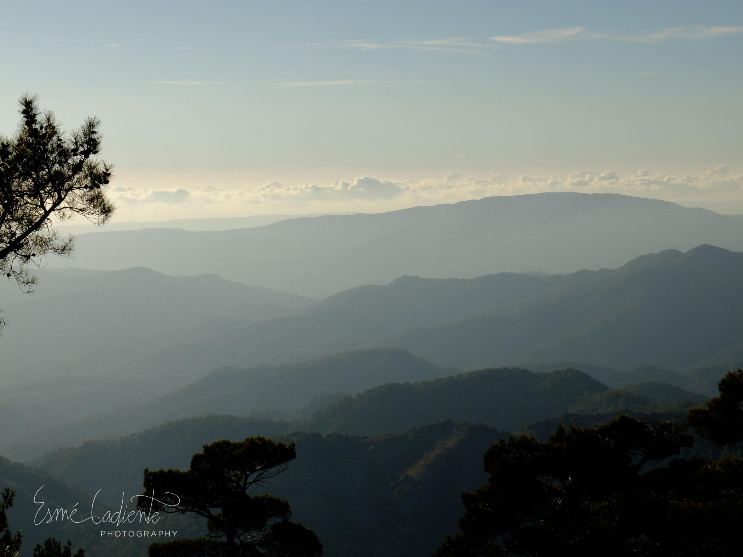 Troodos Mountains.